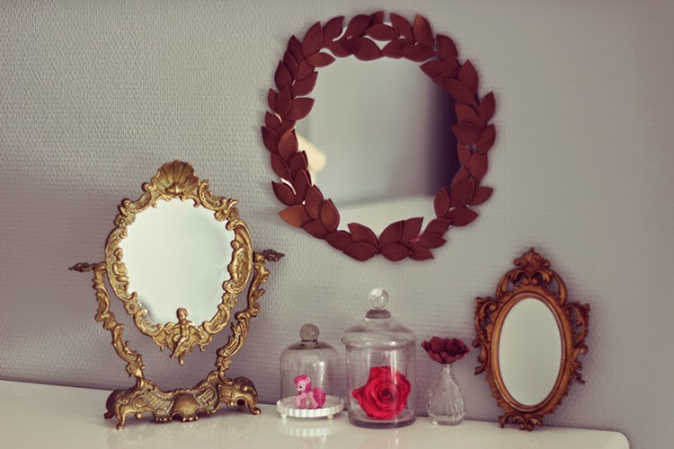 Decouper Un Miroir Of Tiboudnez Diy Un Miroir Fa On C Sar Tiboudnez Blog