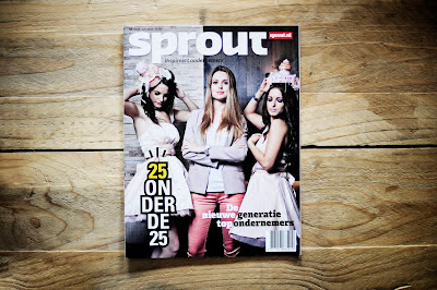 Sprout Magazine Eve's Choice Aditude