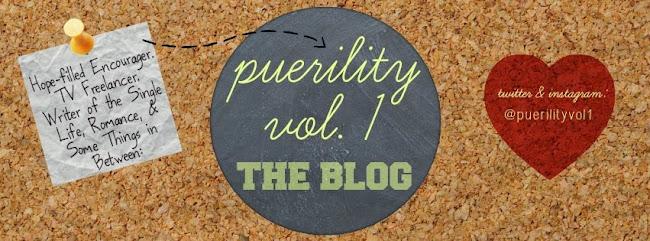 Puerility Vol. 1