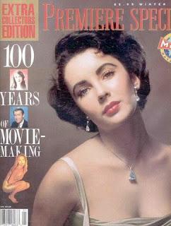 Elizabeth Taylor, magazines