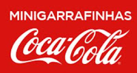 Minigarrafinhas Coca-Cola Promoção 2015