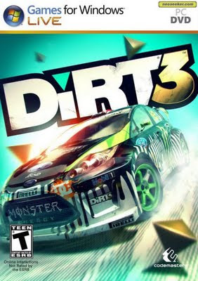 Dirt 3 (2011) Repack Black Box