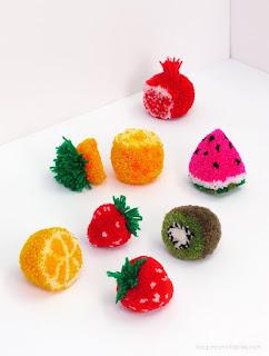 pompon-fruit-laine