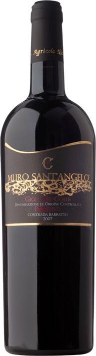 design terra territorio vino rosso packaging grafica oro scuro gioia puglia chiaromonte