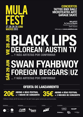 MULAFEST 2013 - Madrid