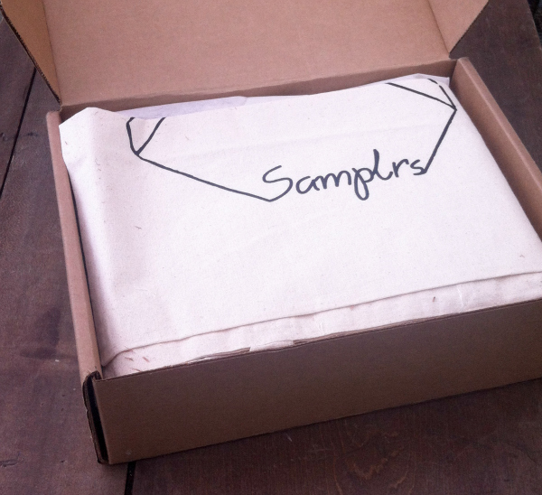 Samplrs Gourmet Food Subscription Box Review - August 2012