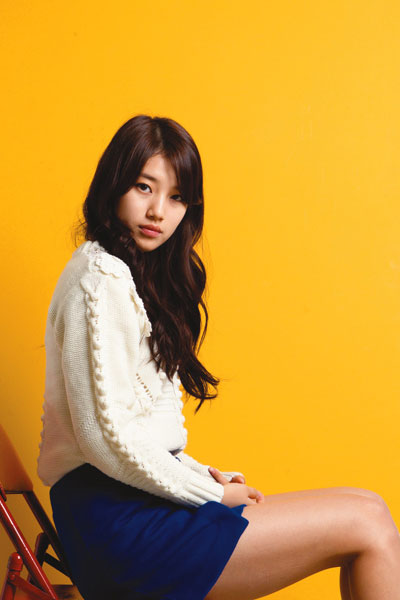Fresh Girl BAE SUZY do Interview Photo