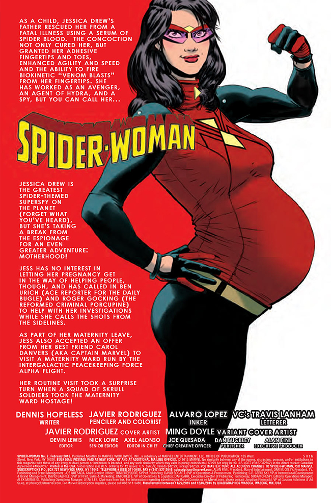 spider woman fat