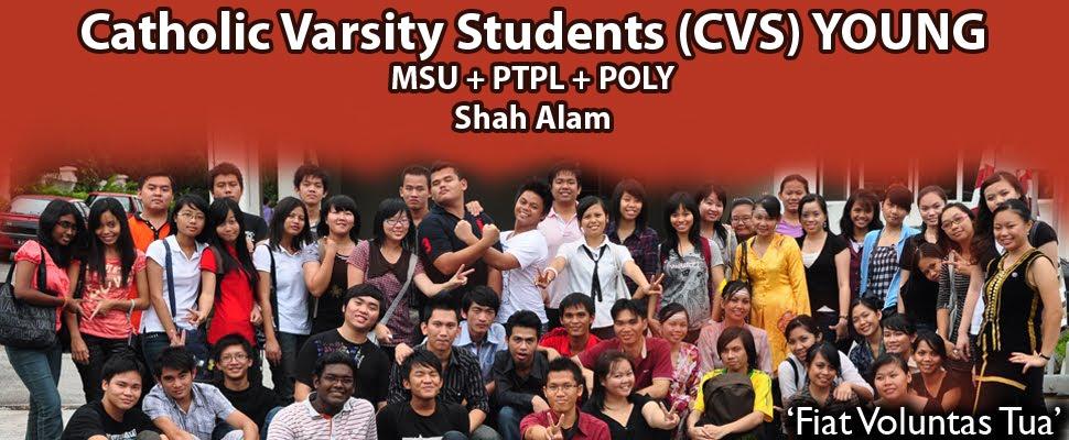 Catholic Varsity Student (CVS) YOUNG