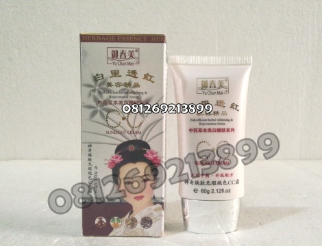 Yu chun mei CC Sunlight Cream