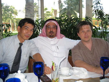 robert margetts in saudi arabia