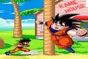 لعبة دراغون بول Z ضد اخشاب الاشجار Dragon Ball Z Timber game من العاب دراغون بول الممتعة والشيقة اونلاين