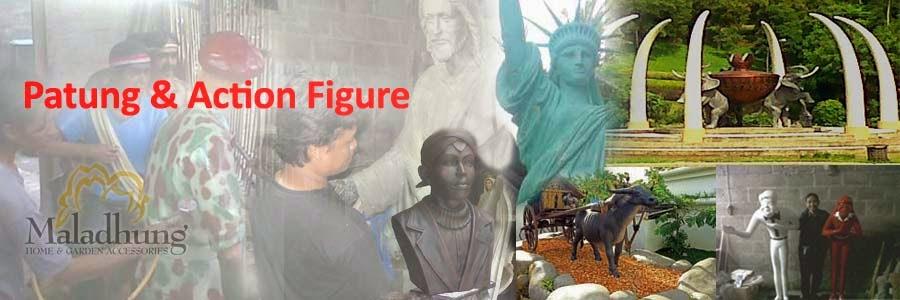 Tempat pembuatan patung