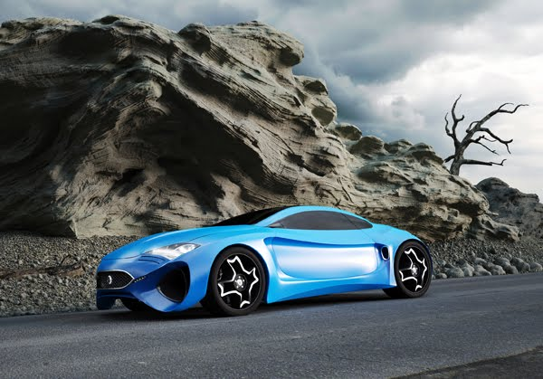 Jaguar XKX