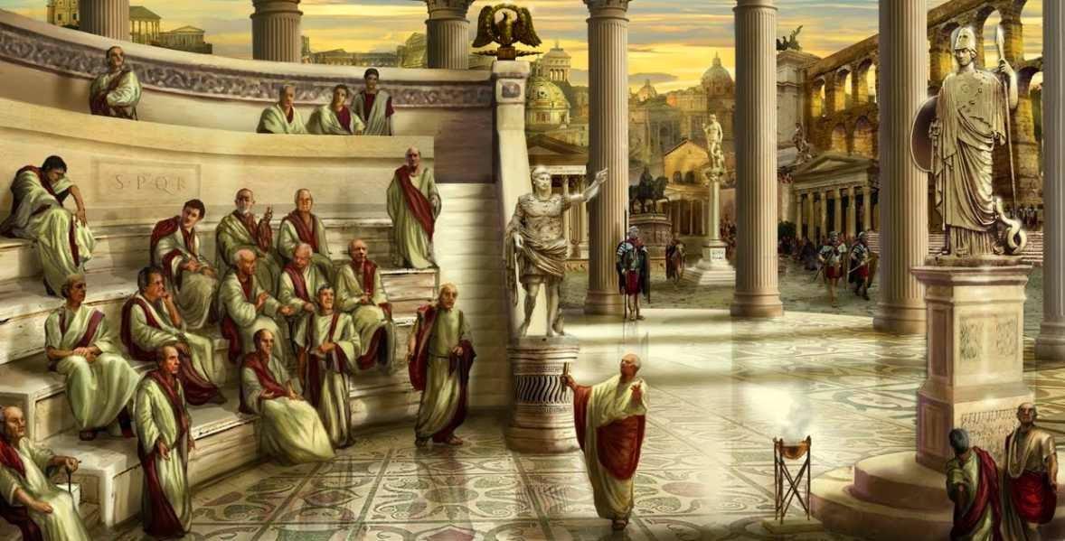 Derecho y antigua Roma