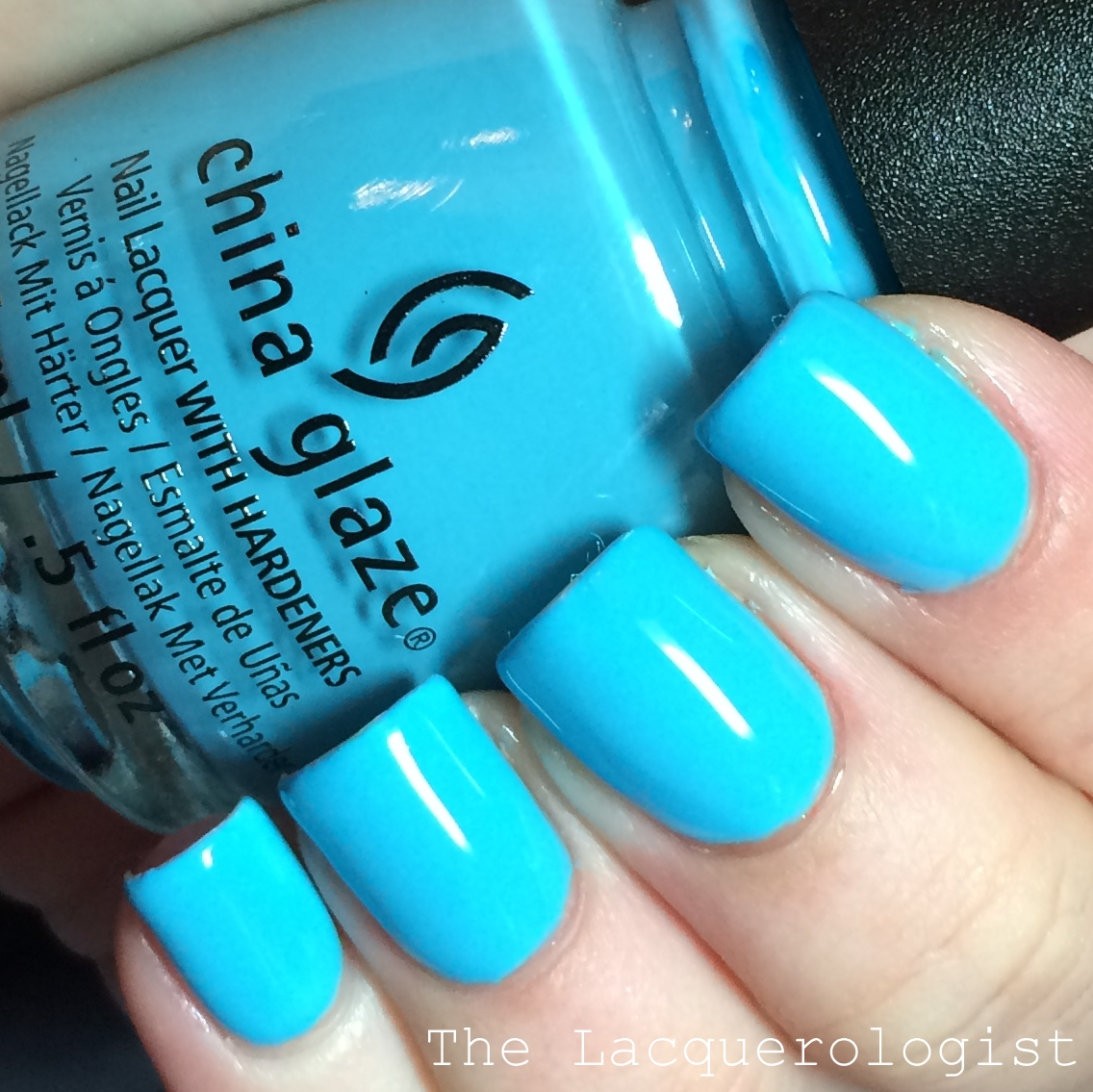 China Glaze Electric Nights Collection: Swatches & Review!   Casual ...