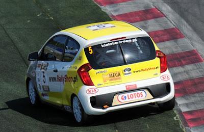 Kia lotos Race na Slovakiaring