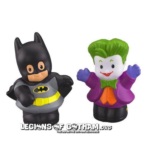 Legions of Gotham Toys Legions of Gotham The dc