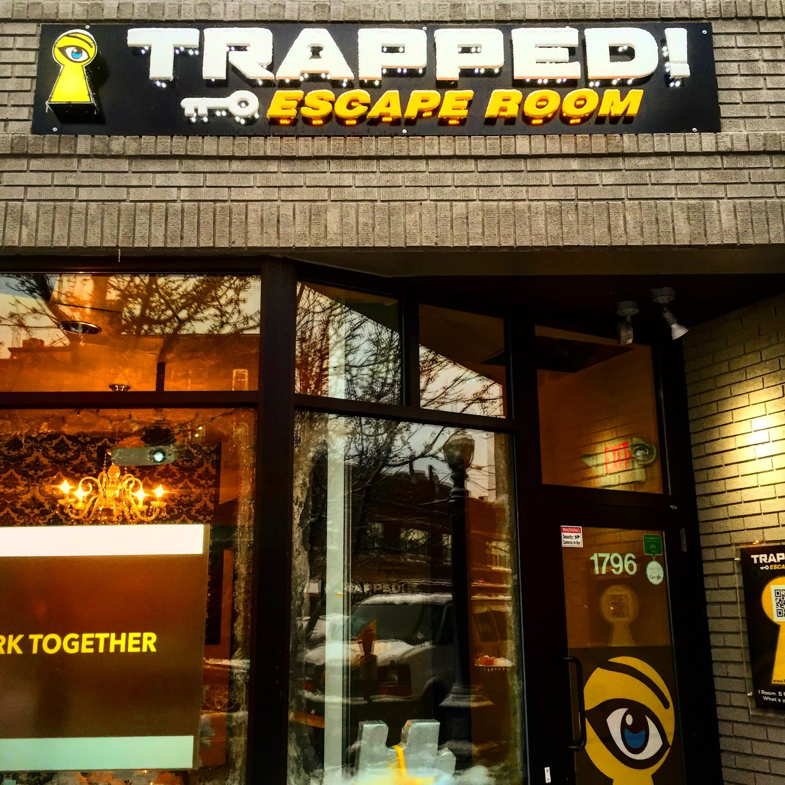 Trapped Escape Room Cleveland Heights Oh