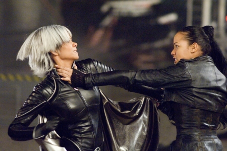Halle Berry as Storm in X-Men: The Last Stand