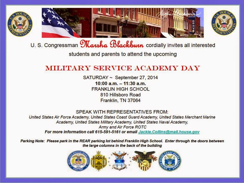Military Service Academy Day
