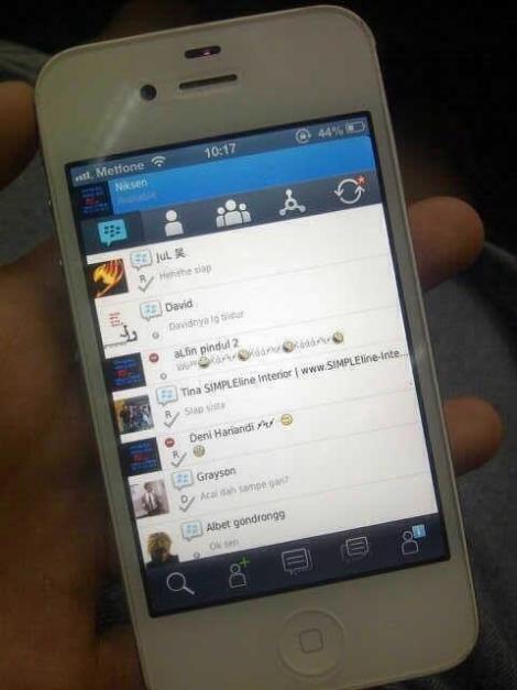 El lanzamiento de la aplicación BlackBerry Messenger a puesto a mas de uno al pendiente con toda la información y muchos se preguntarán ¿Cuando será el lanzamiento de la aplicación para las demás plataformas? Tenemos una posible fecha la cual indica que el lanzamiento se hará el 27 de Junio para ambas plataformas. Blackberry hizo el anunció el 14 de mayo, en la conferencia de desarrolladores, de abrir el servicio de BBM a otras plataformas, pero no habían indicado la fecha exacta y no se sabia de alguna fecha hasta el día de hoy. Solo nos queda esperar a que