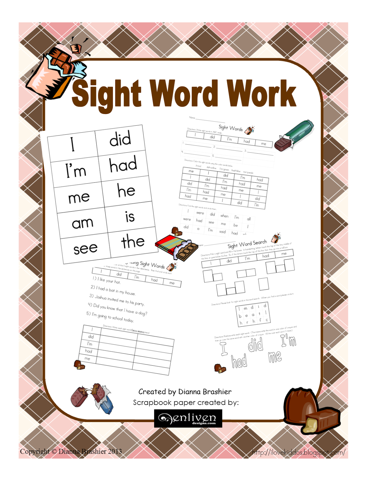 word students older sight activities for WordWork Sight