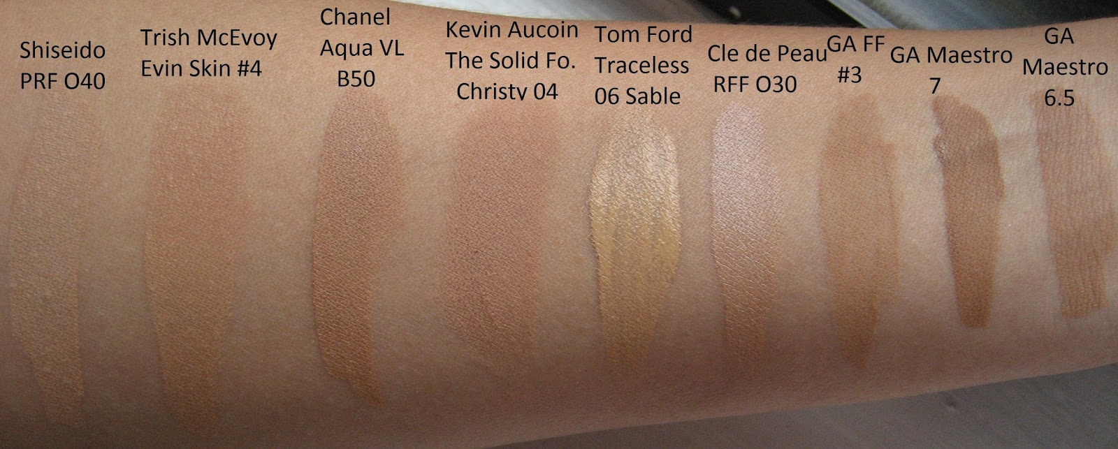 Makeup forever matte velvet skin blurring powder foundation review