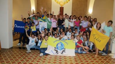 EJM acontece em Ipanguaçu (RN) e reúne jovens de diversas comunidades