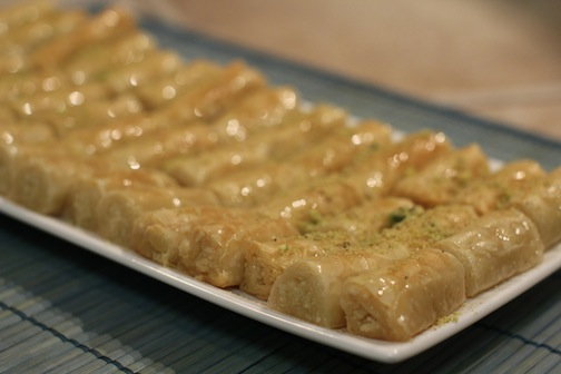 Jul 16,  · You can easily halve the recipe and use the rest of the phyllo for something else (maybe a savory pie or tart?) For the syrup to be easily absorbed, make sure baklava fingers fit perfectly in the pan and you don't have any empty psychirwifer.mle: Greek, Mediterranean, Vegan.
