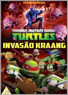 As Tartarugas Ninja Invasão Kraang