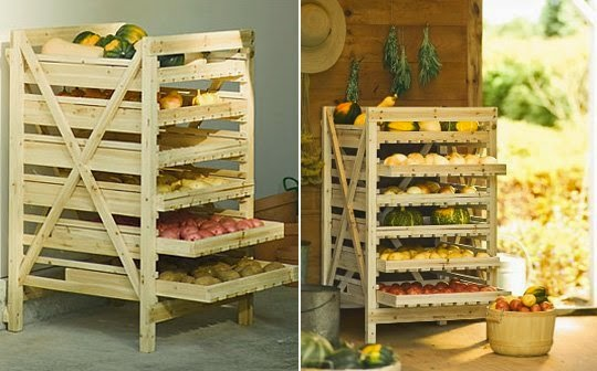 Conseils d co et relooking mobilier d 39 ext rieur int ressant fait de viei - Bricolage palette bois ...