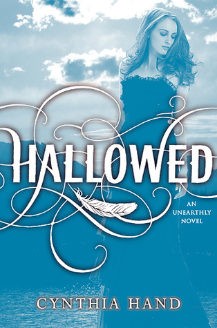 Hallowed book cover