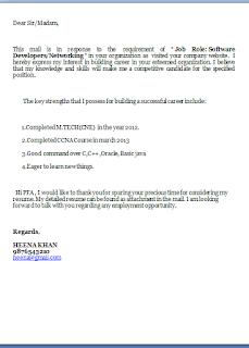 covering letter starting with dear sir madam cover letter examples ...