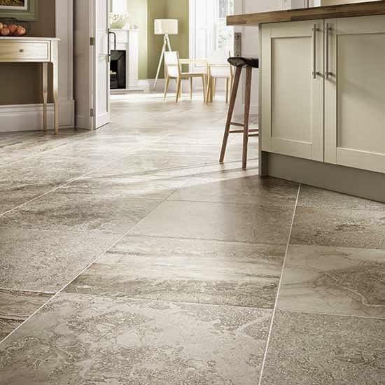 Traditional Kitchen Floor Tiles: David Dangerous: Traditional Kitchen Floor