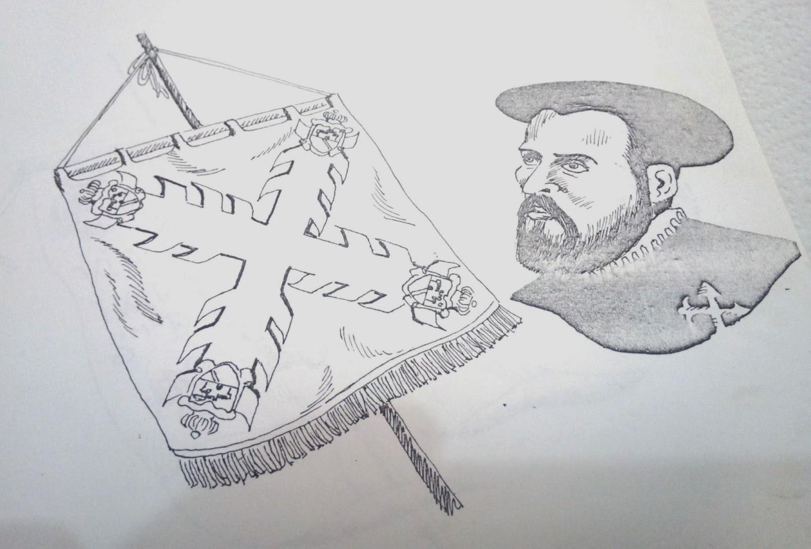 Estandarte de la Nueva España: