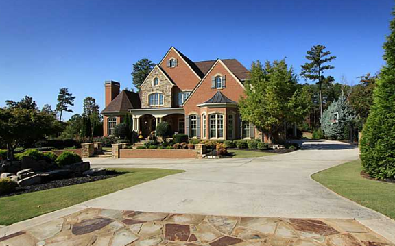 luxury homes found in the manor golf  country club of alpharetta, ga, Luxury Homes