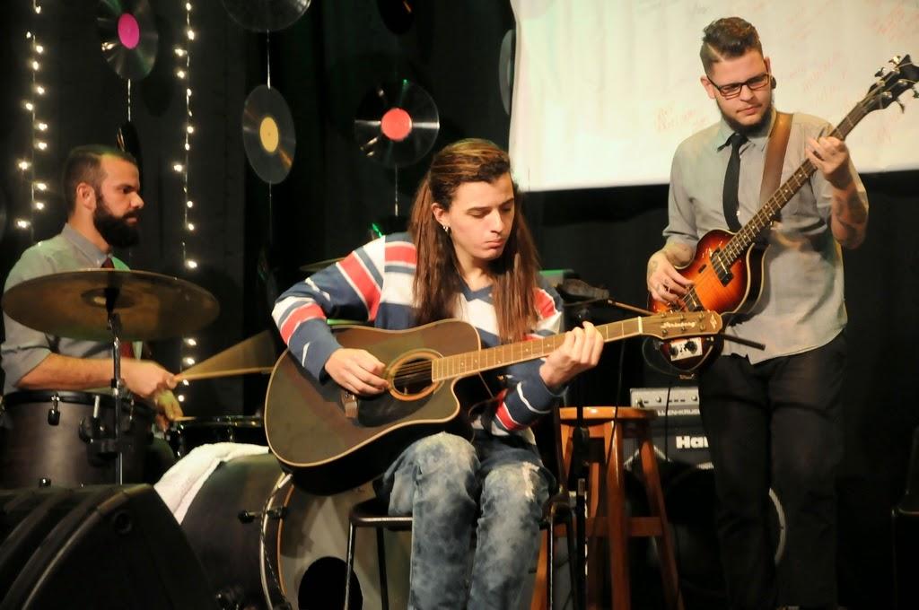 O músico Arthur Moreira foi um dos convidados especiais