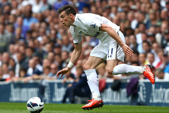 Gareth Bale is one of the top three players in the world, according to Zinedine Zidane