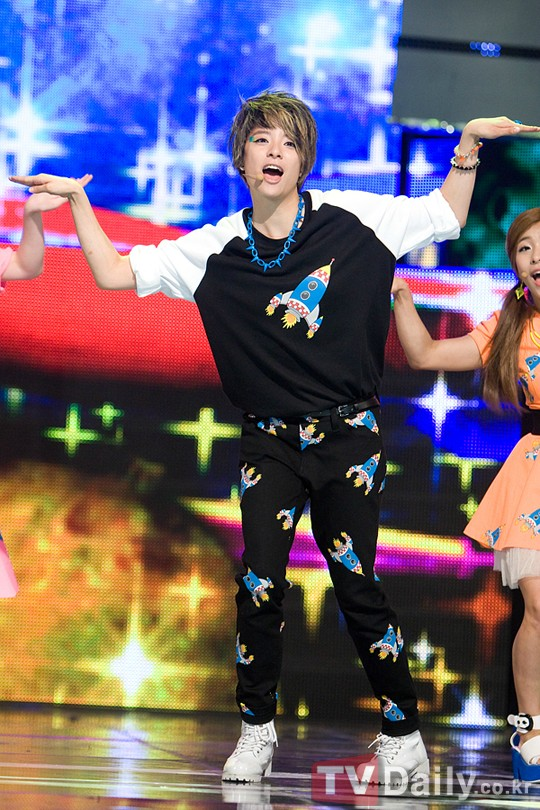 [PICTURE] Amber Electric Shock Comeback Photo M! Countdown ... F(x) Electric Shock Amber