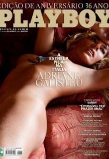 Download Revista PlayBoy Adriane Galisteu Agosto 2011