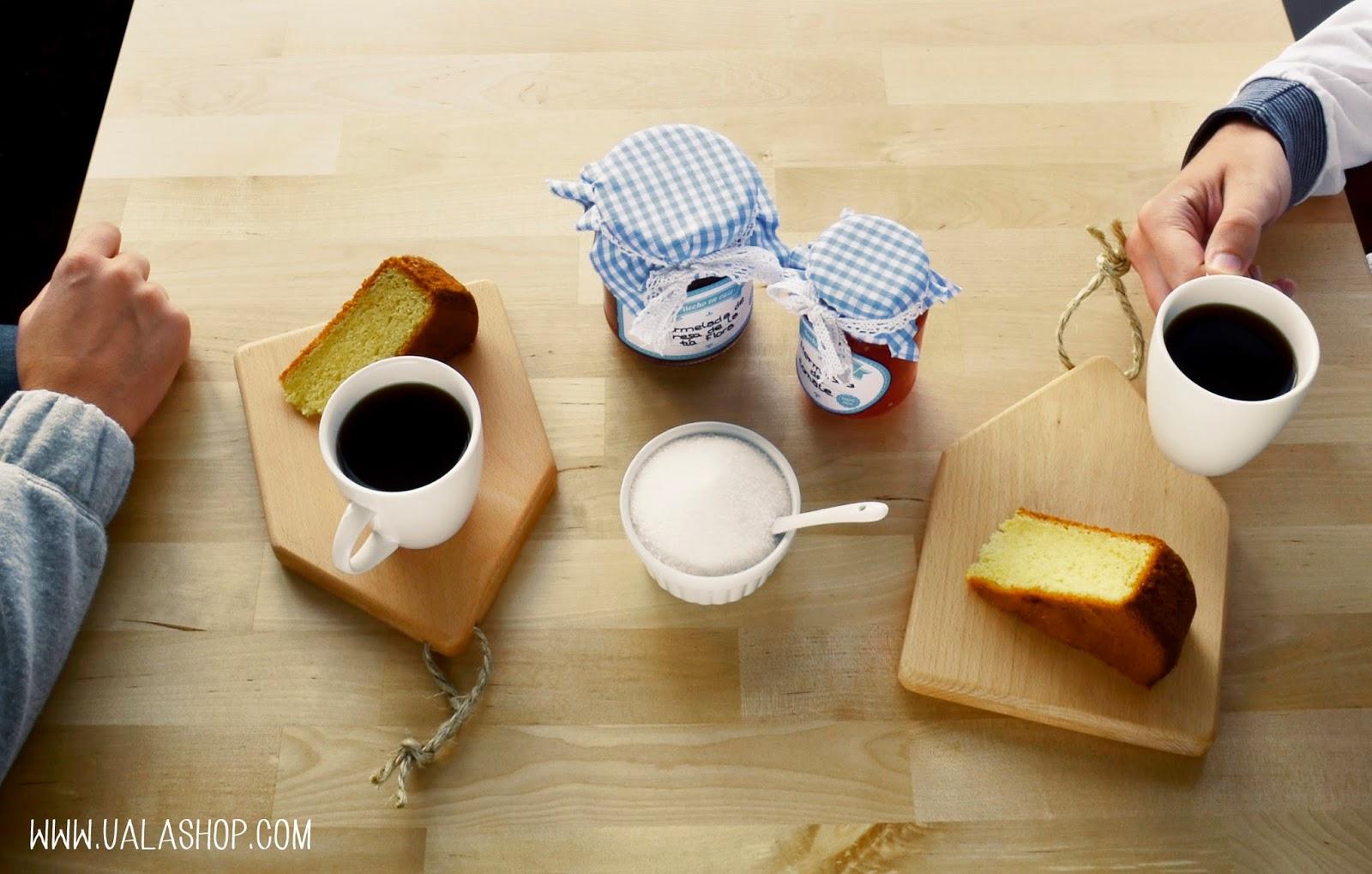 Tablas de desayuno