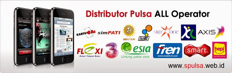 SPULSA | Server Pulsa all operator dan PPOB Termurah