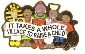 """RAISE GOOD CHILD IN WORLD UNITY"""