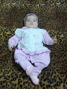 Sophia com 4 mês
