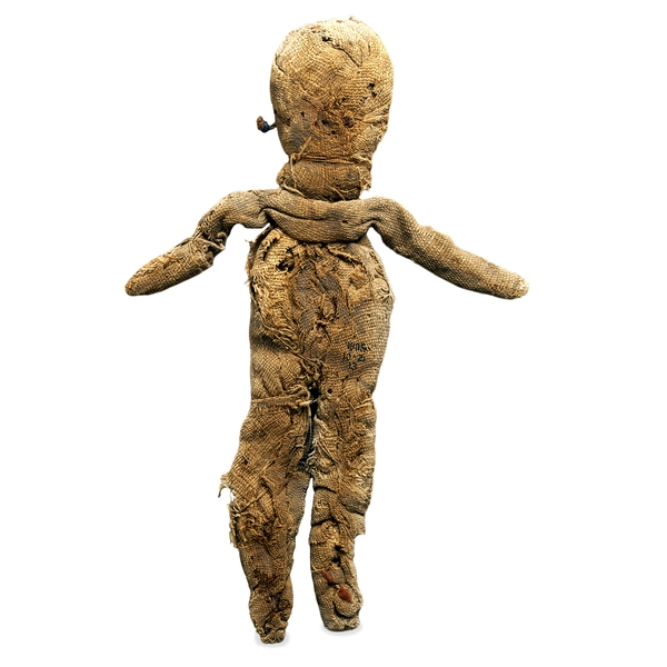 2000+ year old Roman Rag Doll