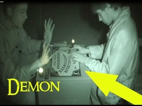 Top 5 SCARIEST OUIJA Gone BAD Videos Caught on Tape 2014