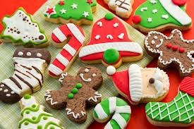 Baking Christmas Cookies ~ thequirkyconfessions.com
