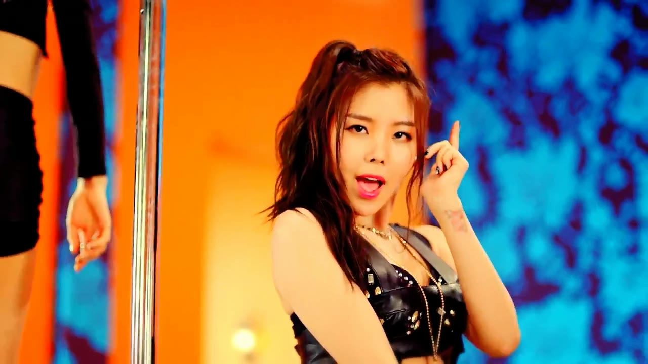 After School - First Love MV και who-is-who (poledancing ...