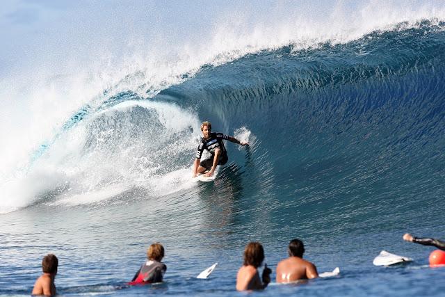 Surf, Polinesia Francesa